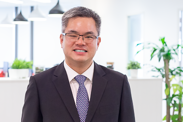 Gabriel Seow, Audit Partner
