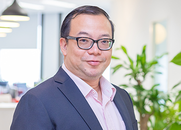Cecil Su, Director, Cybersecurity