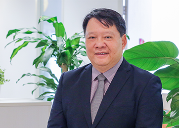 Peter Leong, Partner, Audit & Assurance