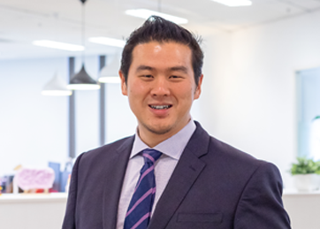Eric Tan, Director, Corporate Advisory