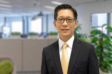 Cheng Soon Keong, Executive Director, Corporate Advisory